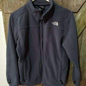 Boys Like New Fleece North Face Jacket